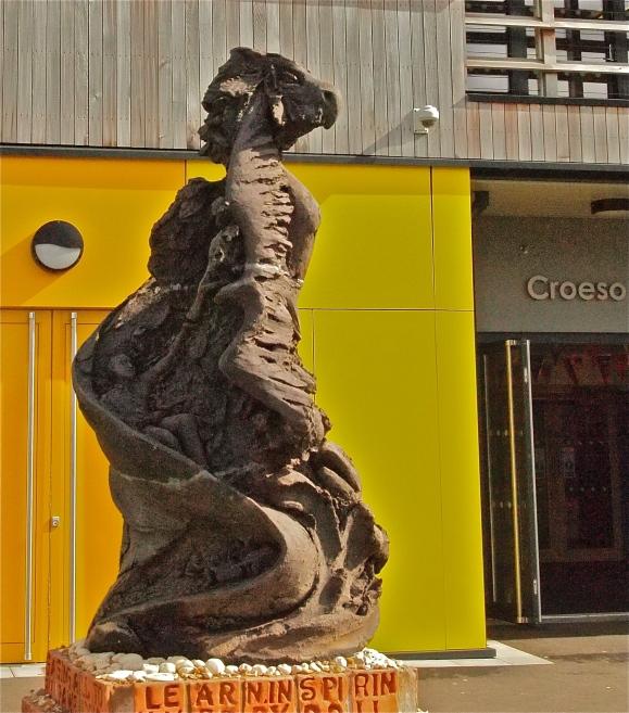 Ysgol Maesydderwen, Ystradgynlais, S.Wales.