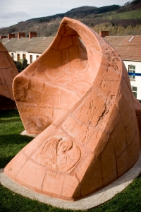 Calon Lan Memorial Garden,The Feel Good Factory,Bryncynon,Wales