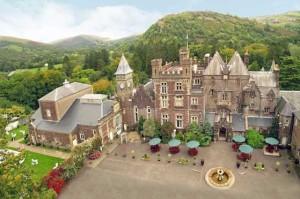 Craig Yr Nos Castle Hotel