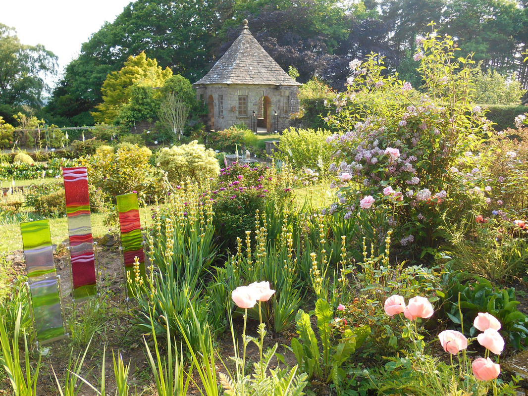 The Gardens are full of unusual, breath-taking, mature plants.