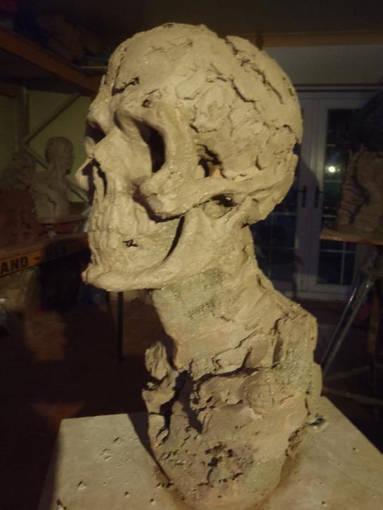 The Skull. 2014