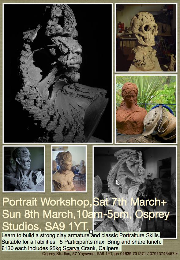 Portrait class 2015