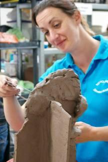 Masterclass with Rebecca Buck, North Devon Ceramics Academy & Studio