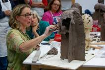 Masterclass with Rebecca Buck, North Devon Ceramics Academy & Studio