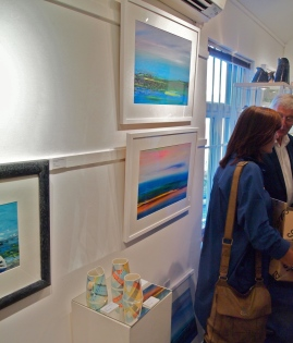 The Private View was very  full and bustling but there are still some gorgeous pieces to buy.