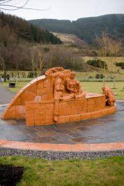 Parc Calon Lan, Blaengarw, South Wales.